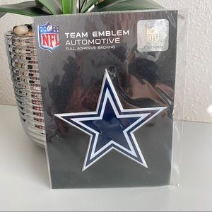 NEW! NFL Dallas Cowboys Auto Emblem